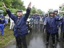 Саммиту G8 мешает погода