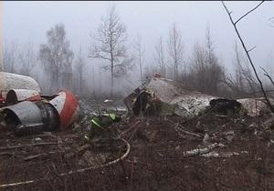 Родственники опознали 24 жертвы крушения Ту-154 под Смоленском