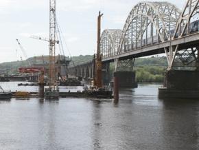Дарницкий мост в Киеве заработает до конца года
