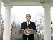 Буш ветировал законопроект об отмене пыток