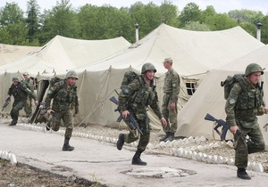 Россия достроит военную базу в Абхазии до конца текущего года