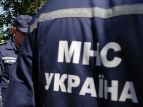 В Черниговской области произошла разгерметизация газопровода