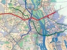 В Киеве начинается проектирование трех новых станций метро