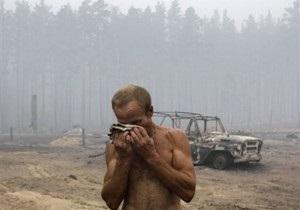 Страны ЕС направляют в Россию самолеты для тушения пожаров