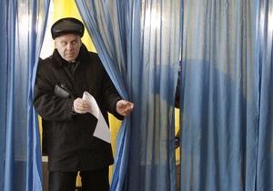 7 февраля в Украине проведут семь экзит-поллов
