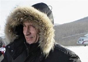 Пресса России: Путин меняет имидж