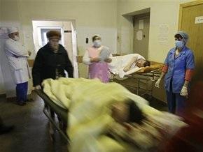 В Украине гриппом и ОРВИ заболели уже более 760 тысяч человек