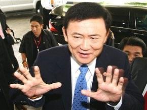 Таиланд разрывает дипотношения с Камбоджей из-за свергнутого премьер-министра