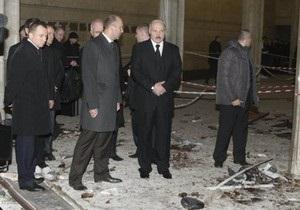 Взрыв в минском метро квалифицировали как теракт