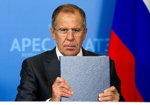 Украина и Таможенный союз: Лавров возмущен словами евродепутата о невозможности присоединения Украины к ТС