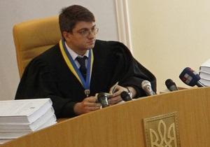 Суд отказал защите Тимошенко в привлечении новых свидетелей