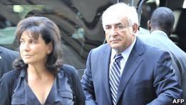 Стросс-Кан будет судиться из-за новых обвинений