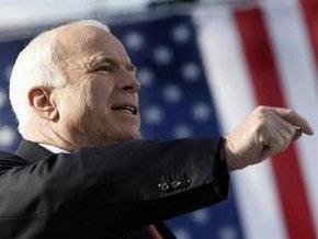 Маккейн упрекнул Обаму за критику  сантехника Джо
