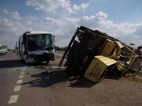 Вблизи Тернополя водитель BMW совершила ДТП: двое погибших