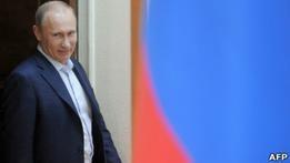 Путин не беспокоится из-за митингов протеста