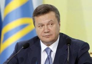 Янукович назначил новых послов