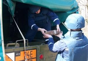 В Винницкой области найдены 213 артснарядов времен Второй мировой