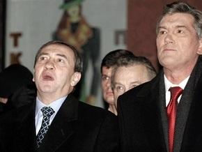Ющенко лишил Черновецкого пятерых заместителей