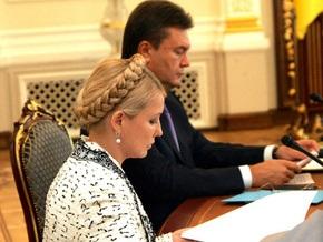 В НУ-НС заявили, что регионалы и БЮТ объявят о коалиции во вторник