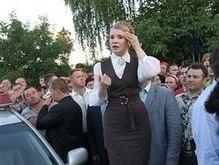 Тимошенко отметила героизм украинских спасателей