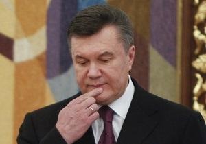 Янукович заверил иностранных дипломатов, что выборы в Раду пройдут демократично