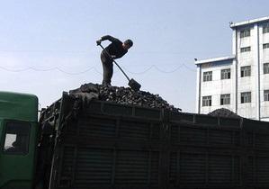 Китай сокращает закупки угля и сжиженного газа