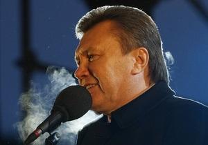 Янукович: Украина ждет российских инвестиций в атомную энергетику