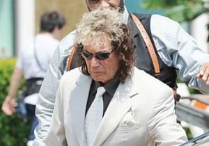 В интернете появились фото Аль Пачино в роли Фила Спектора