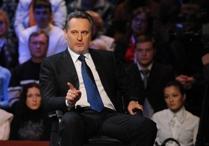 Янукович включил Фирташа в состав Комитета по экономическим реформам
