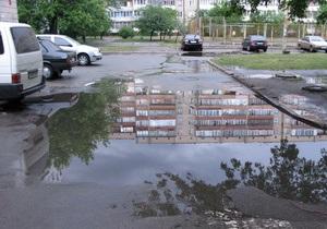 Синоптики обещают дожди по всей Украине