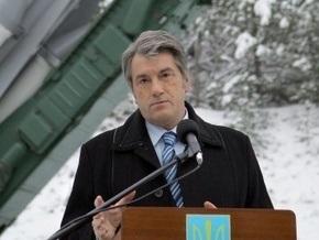 Мэр Ужгорода предупредил об угрозе жизни Ющенко