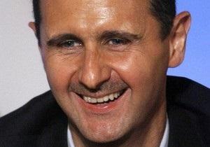 Асад: Конфликт в Сирии выявил патриотов