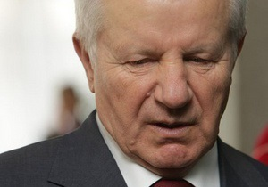 Мороз считает, что раскрытию дела Гонгадзе мешал сговор между Ющенко и Кучмой