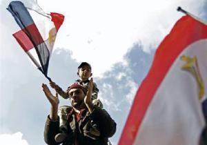 Демонстранты в Каире блокировали посольство Израиля в Египте