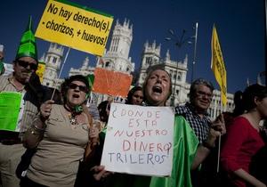 DW: Испанцев в кризис спасает семья