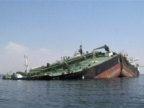 У берегов Египта затонуло судно с мазутом