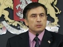 Саакашвили подписал указ о введении военного положения