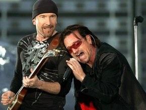Группа U2 впервые выступит в России