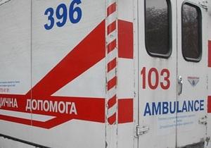 В Луганской области перевернулся автобус с шахтерами, два человека погибли