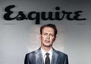 Украинский Esquire выйдет в марте следующего года - издатель