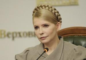 Тимошенко готовится к реваншу над Януковичем