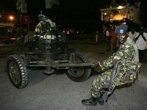 Оружие с Фаины выгрузили в Кении