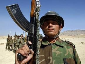Афганская полиция по ошибке расстреляла пассажирский микроавтобус