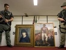 Найдены украденные полотна Пикассо и Портинари