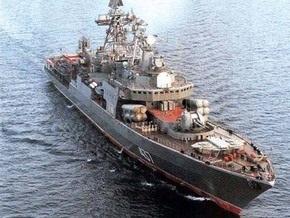 У побережья Ирландии российские корабли разлили до 300 тонн нефтепродуктов