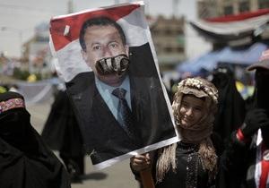 Оппозиция Йемена призвала народ к голодовке в знак протеста против режима президента