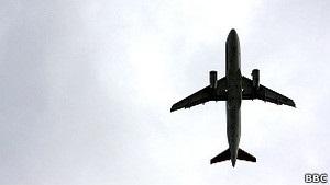 Россия не хочет платить Европе за авиационные выбросы