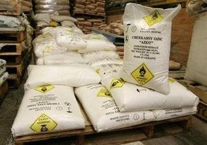 Ъ: Украина намерена ограничить импорт удобрений из России