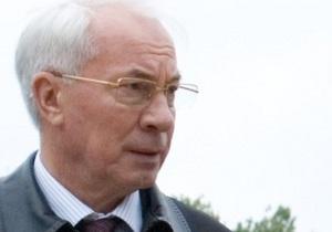 Азаров отбыл в Польшу