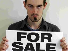 Музыканту не удалось продать душу на eBay